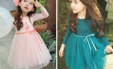 £9.99 instead of £29.99 (from Yellow Goods) for a girl's long-sleeved princess dress - save 67%