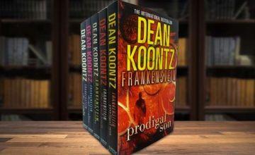 £14.50 (from Snazal Deals) for a five-book Dean Koontz Frankenstein collection set