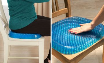 £15.99 instead of £49.99 (from Wow What Who) for an orthopaedic support seat cushion - save 68%