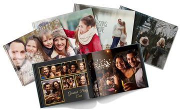 From £3.99 instead of £22.95 (from Pinterprix) for a Printerpix A4 hardback photo book, £10.99 for two photo books and £16.99 for a three photo books – save up to 83%