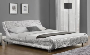£129 instead of £270 (from UK Furniture Store) for a double bed frame, £139 for a king size with mattress options! - save 54%