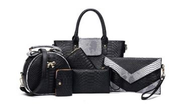 £20 instead of £69.99 (from MyBluFish) for a women's six-piece bag set - save 71%