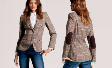 £19.99 (from My Blufish) for a plaid blazer - choose your UK size