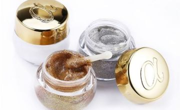 £4.99 instead of £12.99 for a foil eyeshadow glitter gel - choose from two colours from GetGorgeous - save 62%