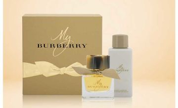 £29.99 instead of £46 for a My Burberry eau de toilette and body lotion gift set - save 35%