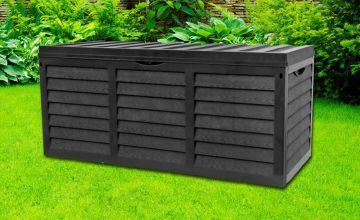 £29 instead of £90 (from Eurotrade) for a 320L plastic garden storage box - save 68%