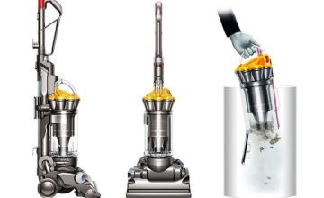 £95 (from Vacs Are Us) for a refurbished Dyson DC33 vacuum cleaner - get ready to clean up!