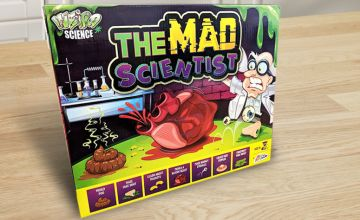 £5.99 instead of £19.99 (from Vivo Mounts) for a mad scientist kit - save 70%