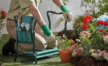 £15 instead of £44.95 (from CJ Offers) for a Garden Gear garden kneeler - save 67%