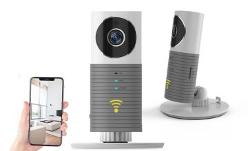 £19.99 instead of £99.99 for a smart wireless home CCTV camera - protect your home and save 80%