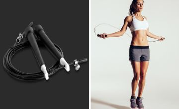 £3.99 instead of £11.99 (from Forever Cosmetics) for a Generise speed skipping rope - save 67%