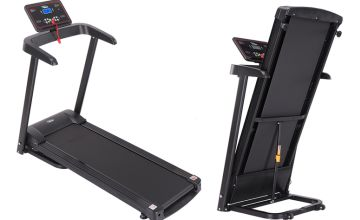 £199 (from Games & Fitness) for motorised treadmill