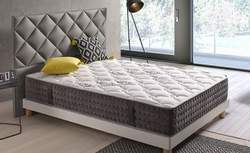 £139 (from Eccox) for a single extra thick 3D padded memory mattress, £159 for a double, £179 for a king or £199 for a super king