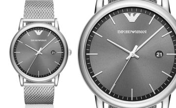 £99 instead of £249 (from Ticara Watches) for a men's Emporio Armani AR11069 dress watch - save 60%