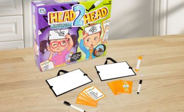 £4.99 instead of £17 (from Vivomounts) for a head 2 head family board game - save 71%
