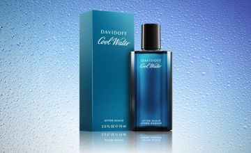 £16 instead of £27 (from Littlewood's) for a 75ml Davidoff Cool Water men's aftershave or £18.50 for a 125ml bottle - save 41%