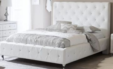 £229 (from Luxudore Interiors) for a double Swiss bedstead, £259 for a king or £299 for a super king