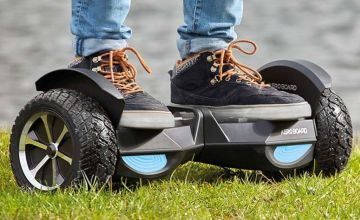 £229.99 instead of £494.95 (from CJ Offers) for an aeroboard off road board - save 54%