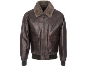 £150 instead of £400 (from Woodland Leathers) for a men's leather aviator jacket - choose from seven sizes and save 62%