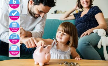 £14 (from Trendimi) for an accredited smart home budgeting course