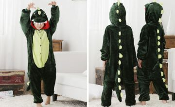 £12.99 instead of £39.99 (Wish Imports) for a kids dinosaur costume - save 68%