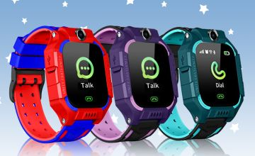 £13.99 instead of £49.99 (from Wish Imports) for a kid's Q19 touch screen smart watch - choose your colour and save 72%