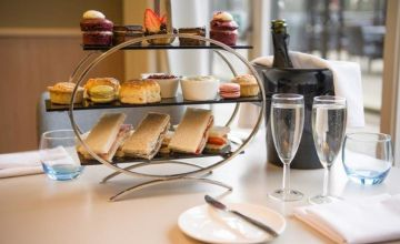 £19 instead of £32 for a classic afternoon tea for two people, £26 to include a glass of Prosecco each, or £29 to include a bottle of Prosecco at Novotel York Centre - save up to 41%