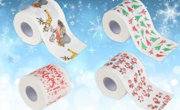 From £3 for a toilet roll from Backtogoo - save up to 85%