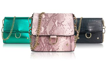 £8.99 instead of £29.99 (from Belle Accessories) for a dol crossbody bag (7 colours) - save 70%