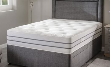 From £175 instead of £999.99 (from The Furniture Department) for a premium memory cool gel 2000 pocket sprung mattress - choose from five sizes and save up to 83%