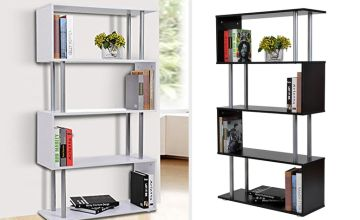 £39 instead of £81.01 (from mHstar) for an S shape storage unit - save 52%