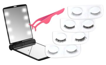 £7.99 instead of £25.98 (from Forever Cosmetics) for an eye makeup bundle – save 69%