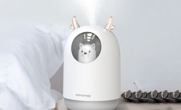 £9.99 instead of £23 (from Spezzee) for a USB pet luminous mini humidifier - save 57%