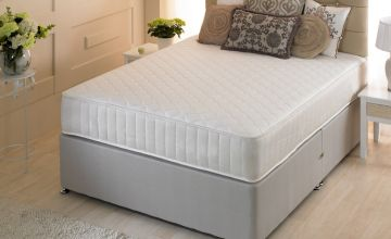 From £49 (from Desire Beds) for a small single Fenton orthopaedic quilted sprung mattress - choose your size and save up to 86%