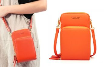 £12 (from WowWhatWho) for a PU Leather Cross body Compartment Bag