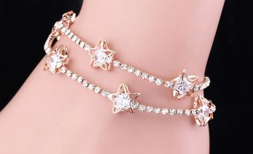 SPIKED BY STEVE 20/11 £5.99 (from Clearest Crystal) for a Cristina star bracelet