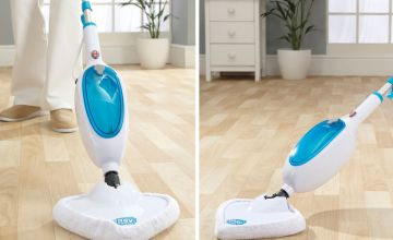 £24 instead of £79.99 (from CJ Offers) for an Easy Steam steam mop – save 70%