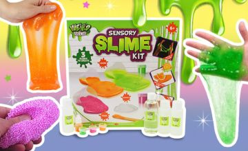 £8.99 instead of £38.67 (from Vivo Mounts) for a DIY make your own slime kit - save 77%