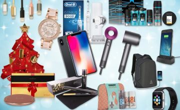£8.99 (from Avant Garde) for a Christmas mystery deal - BAS-TeK smartwatches, Lynx gift sets, anti-theft backpacks and more!