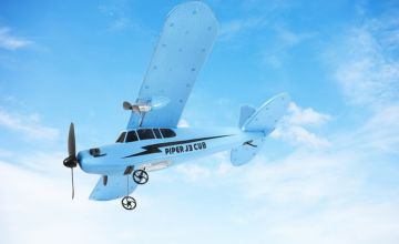 £16.99 instead of £59.99 (from Wow What Who) for a foam gliding remote control airplane toy - save 72%