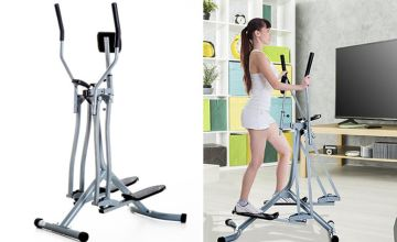 £79 instead of £160 for an air walker cross trainer from Mhstar Uk Ltd - save 51%