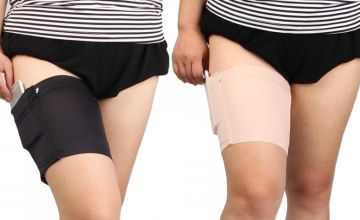£4 instead of £19.99 (from Blu Fish) for a one pack of women's 'anti-chafing' thigh bands or £6.5 for a two pack – save 80%