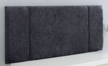 From £22 for a portobello chenille fabric headboard from Serene Living - save up to 44%