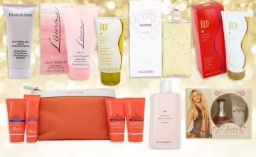 From £3.99 instead of £6 for a women's shower gel or body lotion, or from 9.99 for a gift set - save up to 50%