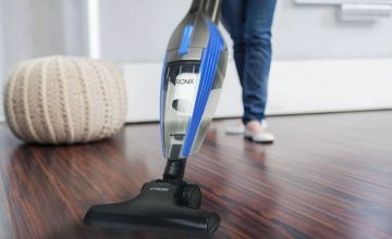 £24.99 instead of £99 for a vytronix 2-in-1 bagless hoover from Direct Vacuums - save up to 75%