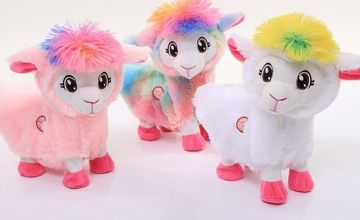 £11.89 instead of £39.99 (from Wow What Who) for a shaking llama or £19.99 for two llamas - save up to 70%