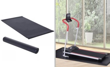 From £19 instead of £34.01 (from MHStar) for a PVC multifunction exercise mat - choose from two sizes and save up to 44%