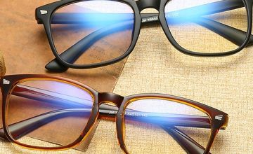 £3.99 (from Turbo Dealz) for a pack of anti-blue light glasses or two packs for £5.99
