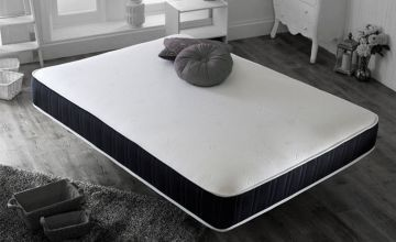 From £44 instead of £299.99 (from That Mattress) for a single open coil memory mattress, or £49 for a double mattress, or £54 for a small double or double mattress, or £69 for a king mattress, or £99 for a super king mattress  - save up to 85%