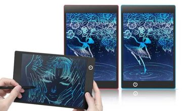 £7.99 instead of £39.99 (from The Shop Boxx) for a LCD display writing and drawing tablet - save 80%